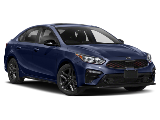 New 2021 Kia Forte 4DR SDN IVT GT LINE
