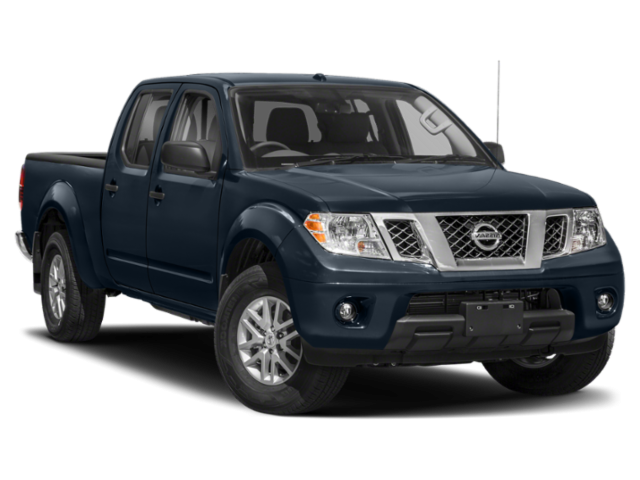 New 2021 Nissan Frontier SV