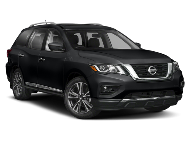 New 2020 Nissan Pathfinder 4x4 Platinum