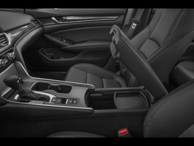 New 2021 Honda Accord Sedan EX-L