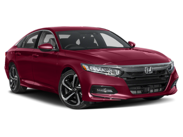 New 2020 Honda Accord Sedan Sport FWD 4dr Car