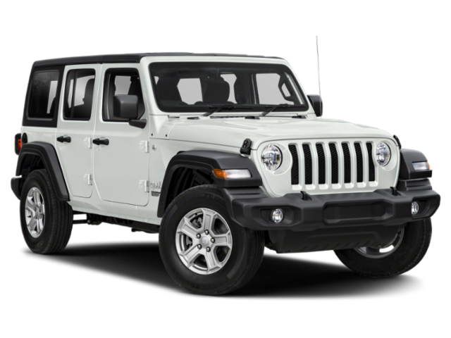 New 2021 Jeep Wrangler Unlimited Freedom Edition