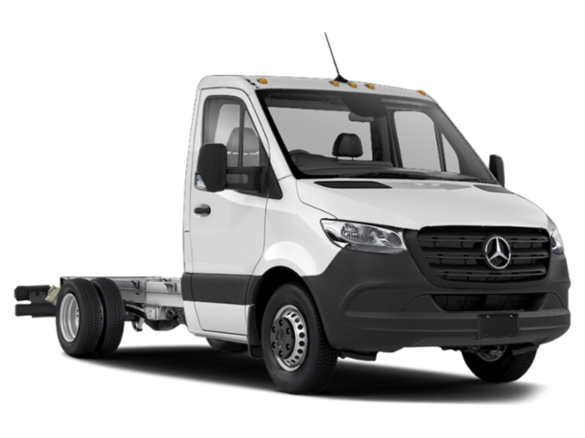 New 2021 Mercedes-Benz Sprinter 3500 Cab Chassis 144 WB