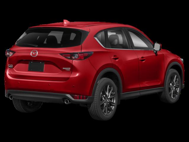 New 2021 Mazda CX-5 Signature