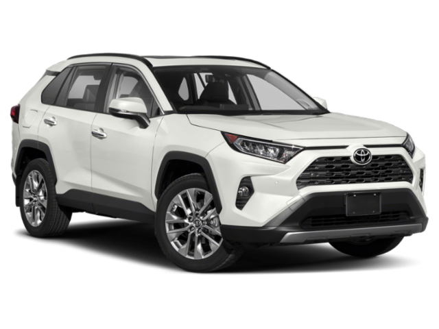 New 2021 Toyota RAV4 Limited