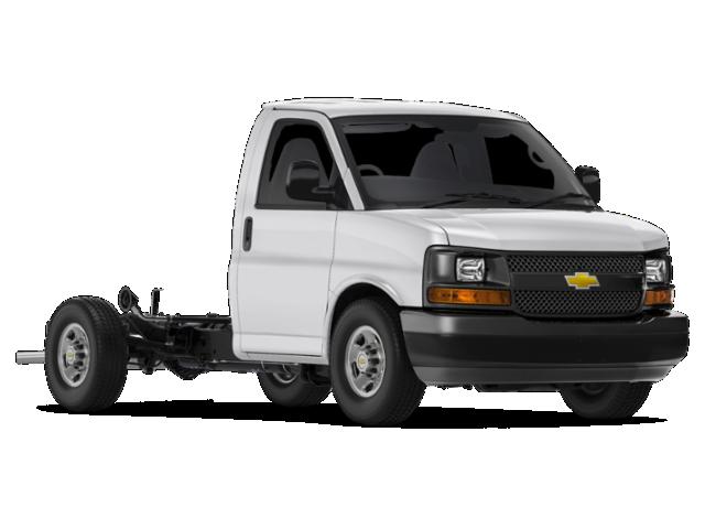 New 2021 Chevrolet Express 3500 Work Van