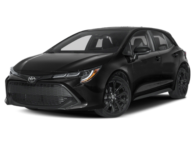 New 2022 Toyota Corolla Hatchback SE