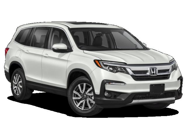New 2021 Honda Pilot EX-L