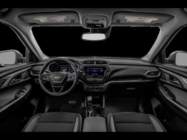 New 2021 Chevrolet TrailBlazer LS