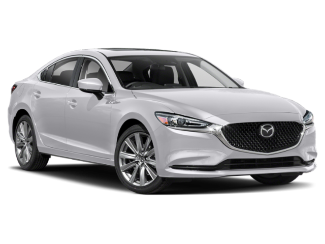 New 2021 Mazda6 Touring FWD 4dr Car