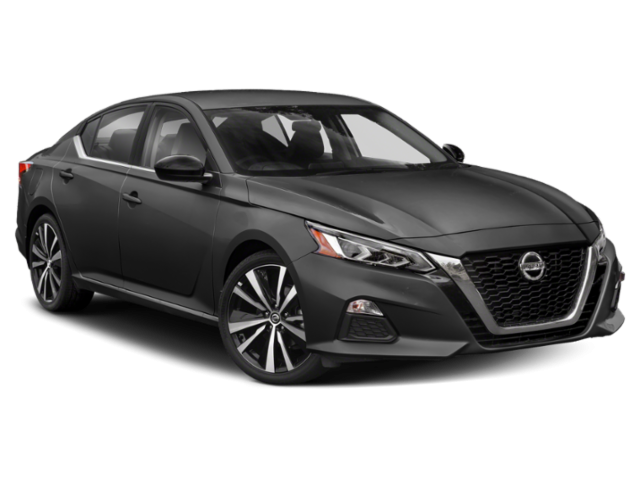 New 2021 Nissan Altima 2.5 SR AWD 4D Sedan