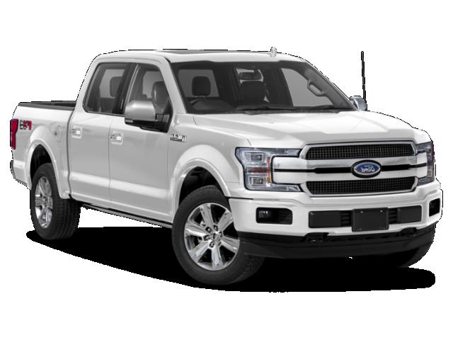 New 2020 Ford F150 Platinum
