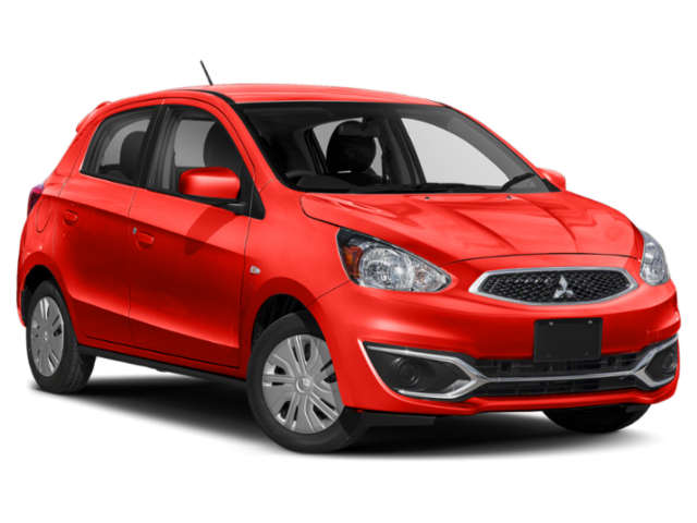 New 2020 Mitsubishi Mirage ES
