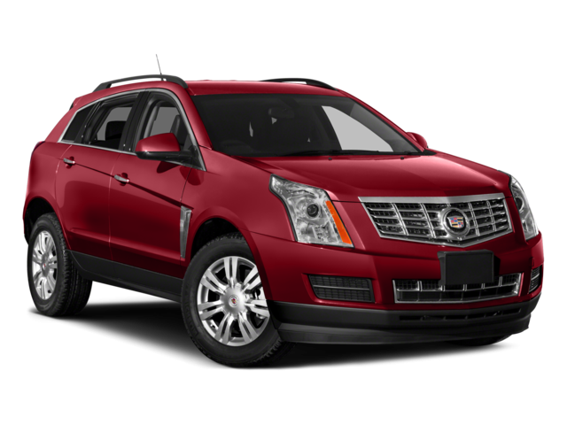 Pre-Owned 2016 Cadillac SRX Luxury FWD 4D Sport Utility