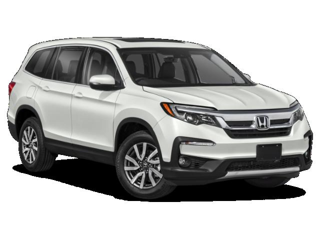 New 2022 Honda Pilot EX-L
