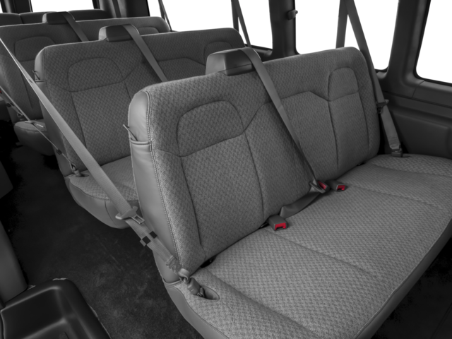 New 2017 GMC Savana Passenger LS