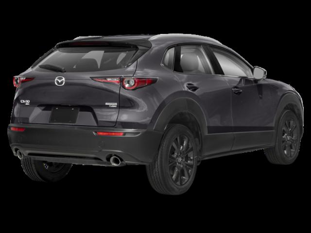 New 2021 Mazda CX-30 Turbo