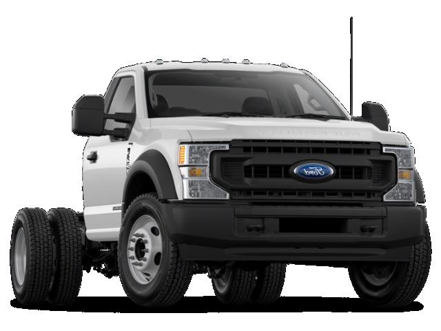 New 2021 Ford F-600 XL