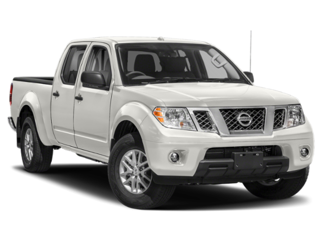 New 2020 Nissan Frontier SV 4WD