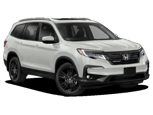 New 2021 Honda Pilot Black Edition