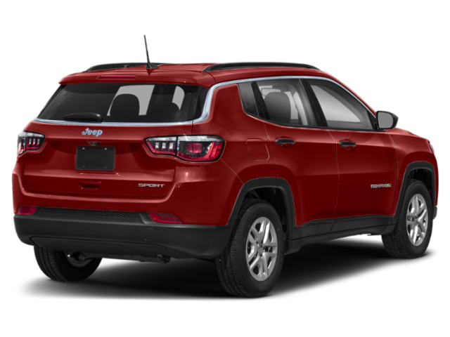 New 2021 JEEP Compass Latitude