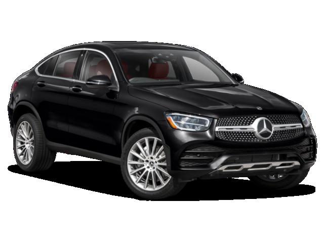 New 2021 Mercedes-Benz GLC GLC 300 Coupe