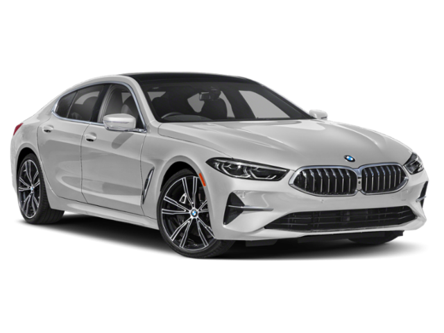New 2022 BMW 8 Series 840i xDrive Gran Coupe