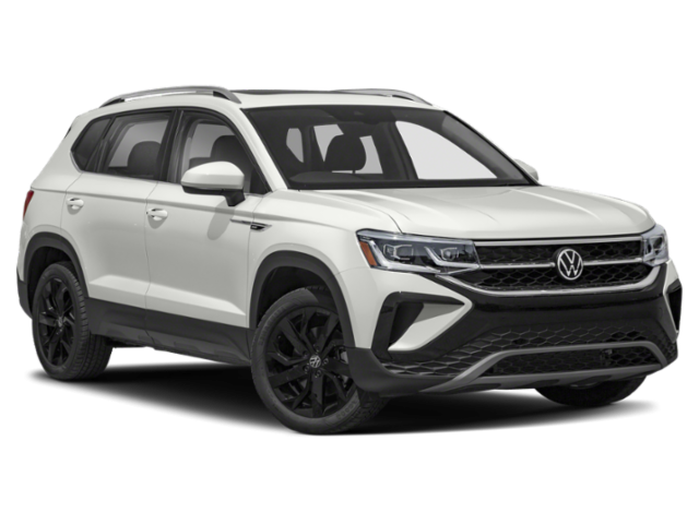 New 2022 Volkswagen Taos SEL