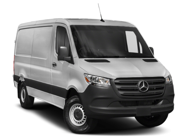 New 2021 Mercedes-Benz Sprinter Cargo Van