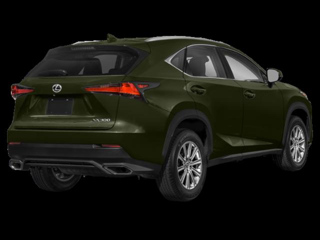 New 2021 Lexus NX 300 AWD