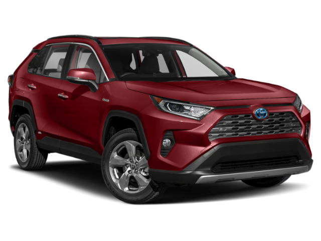 New 2021 Toyota RAV4 Hybrid Limited