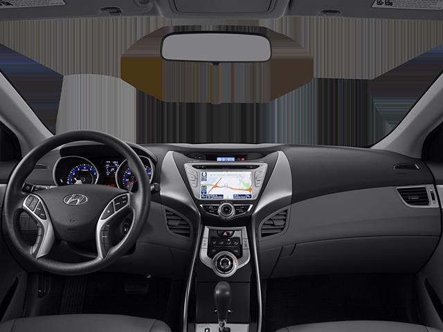 Pre-Owned 2013 Hyundai Elantra Limited