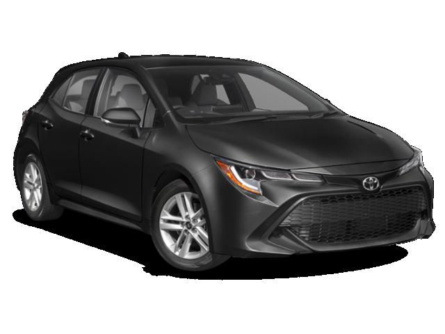 2021 Toyota Corolla Hatchback SE 5dr