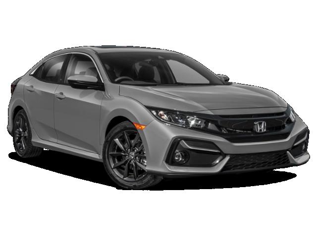 New 2021 Honda Civic Hatchback EX