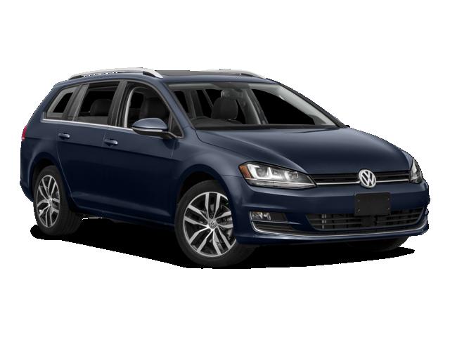Pre-Owned 2015 Volkswagen Golf SportWagen SEL