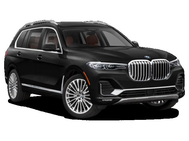 New 2022 BMW X7 M50i