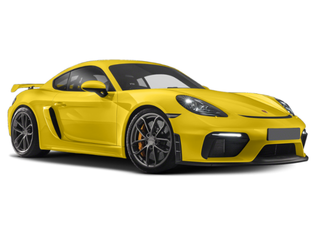 New 2021 Porsche 718 Cayman S