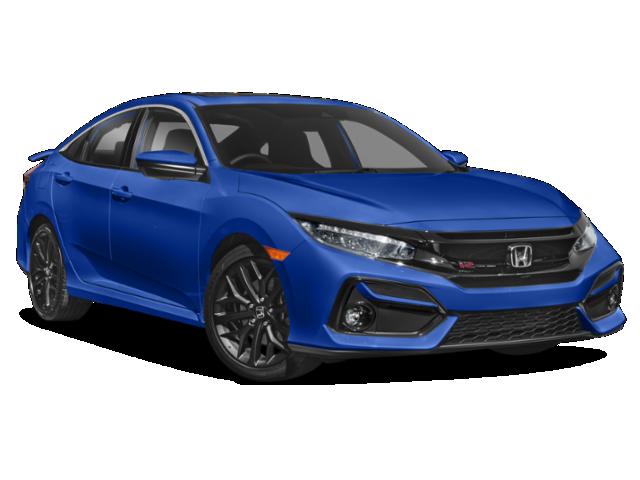 New 2020 Honda Civic Si