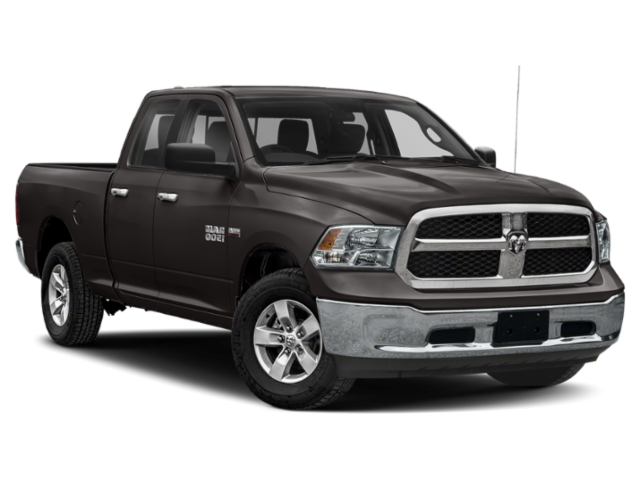 New 2021 Ram 1500 Classic Warlock 4WD 4D Extended Cab