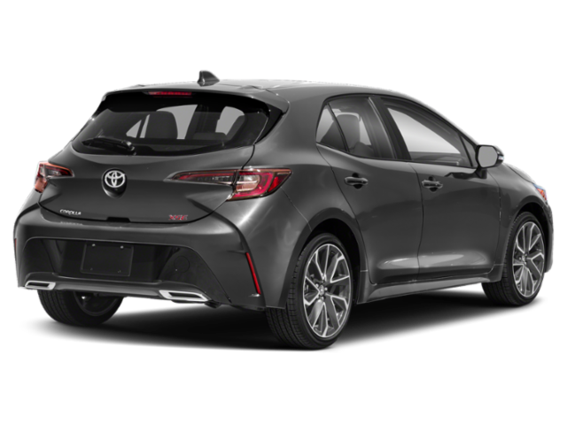 New 2022 Toyota Corolla Hatchback XSE