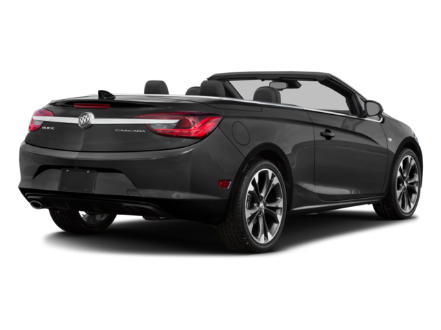 Pre-Owned 2017 Buick Cascada Sport Touring