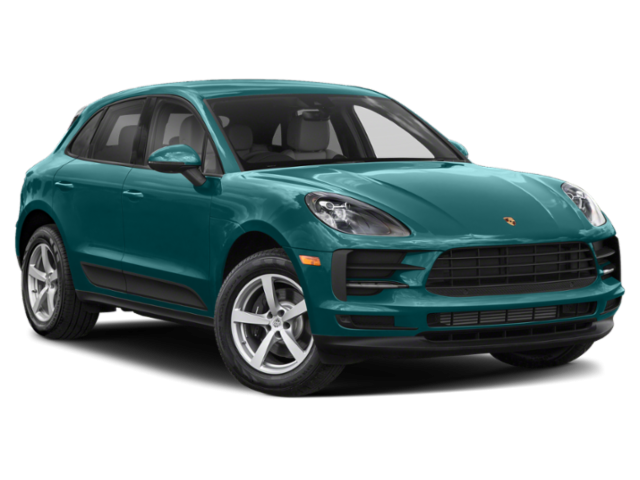 New 2021 Porsche Macan Turbo With Navigation & AWD