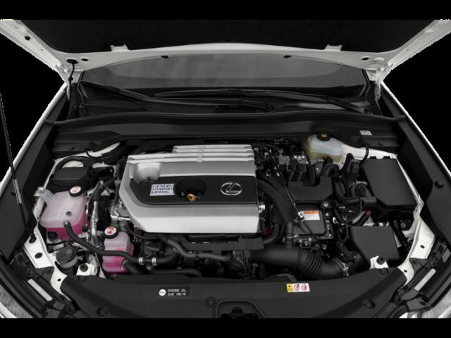New 2021 Lexus UX 250h AWD