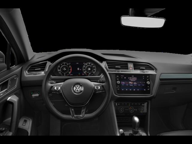 New 2021 Volkswagen Tiguan United
