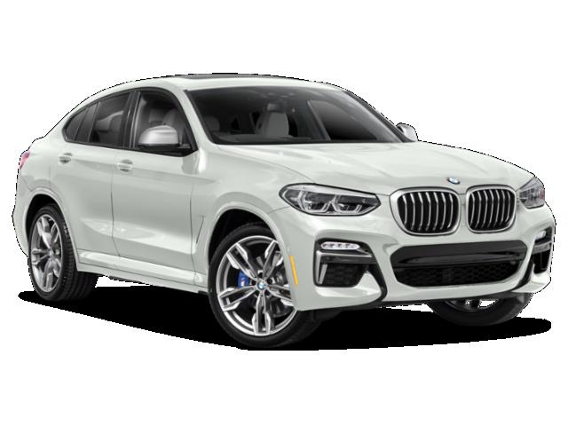 New 2021 BMW X4 M40i