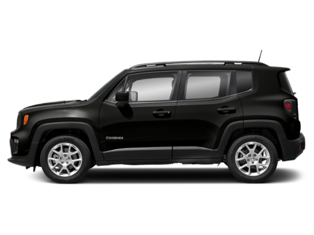 New 2021 Jeep Renegade 80th Anniversary
