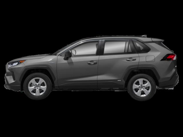 New 2021 Toyota RAV4 Hybrid LE AWD (Natl)