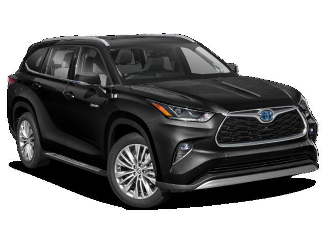 New 2021 Toyota Highlander Hybrid Hybrid Platinum