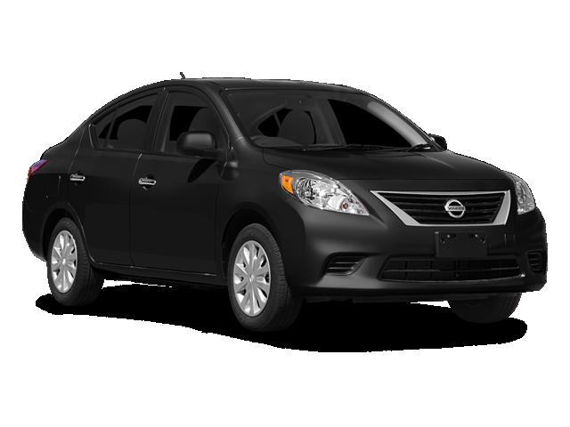 Used 2014 Pre-Owned 2014 Nissan Versa 1.6 S Plus 4D Sedan