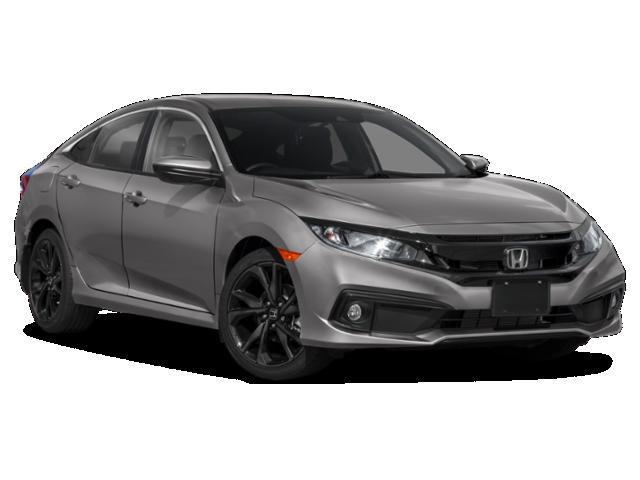 New 2021 Honda Civic Sport